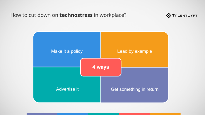 Technostress-in-workplace