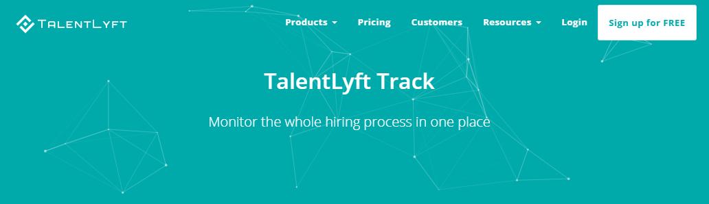 TalentLyft-Track