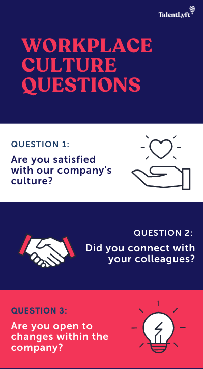 workplace culture questions