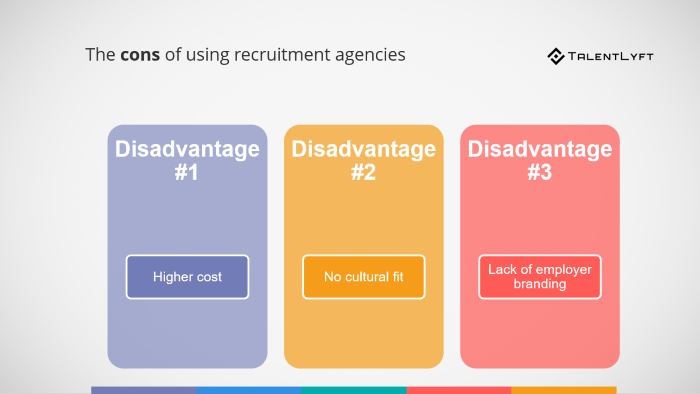 The-cons-of-using-a-recruitment-agency