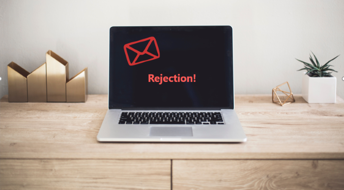 automated rejection email ttemplate