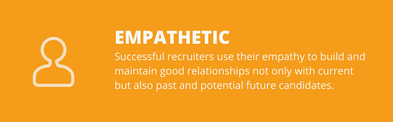 empathy successful recruiter