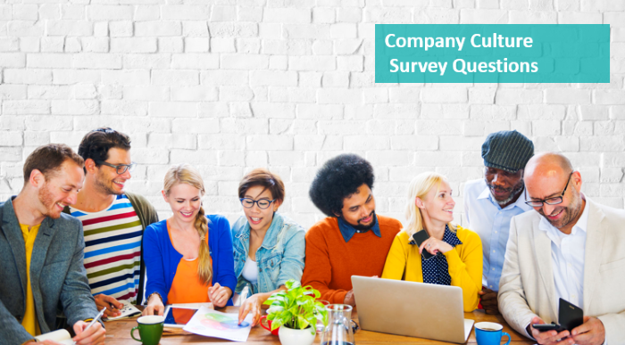 survey questions for company culture