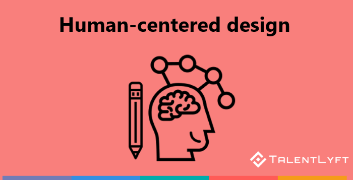 human-centered design in design thinking