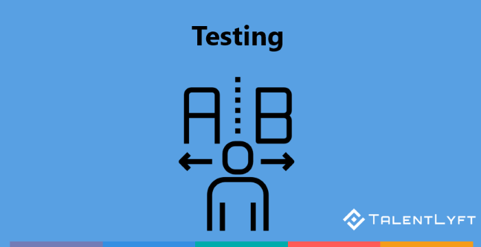 design thinking and testing
