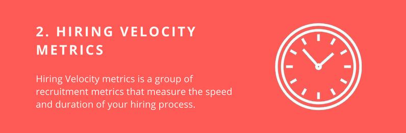 Hiring-velocity-metrics