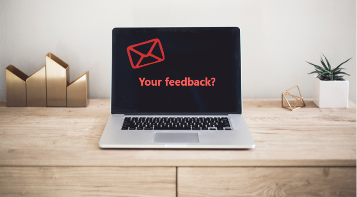 email template for interview feedback