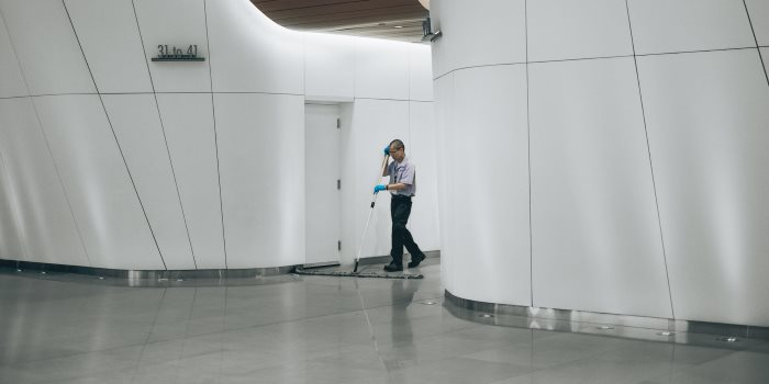 Janitor Cleaner job description template