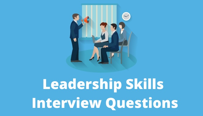 leadership interview questions Leadership belongs to the most sought for qualities in job seekers directors, managers, supervisors, team leaders–if you apply for any of these positions, hr managers will try to understand if you have the ability to lead the others.