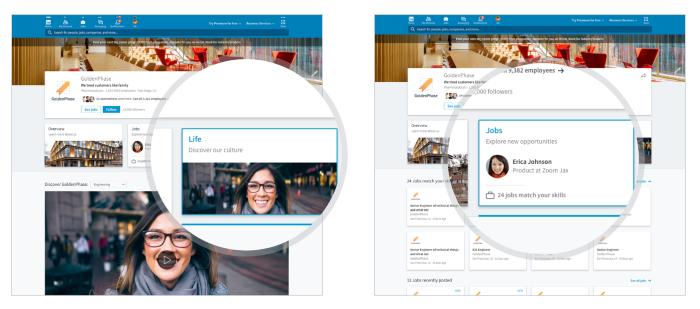 LinkedIn-Career-Page