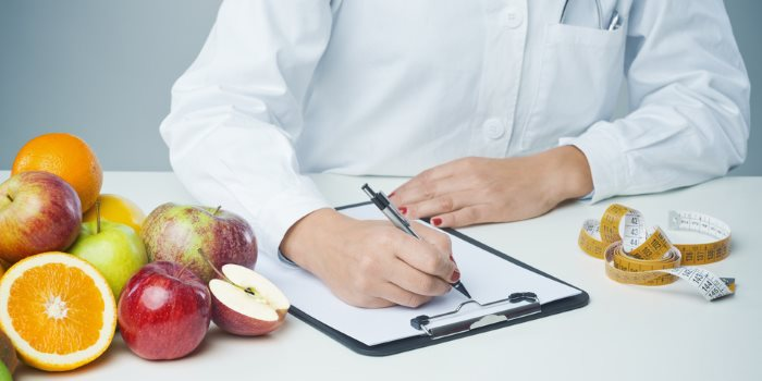 Nutritionist job description template