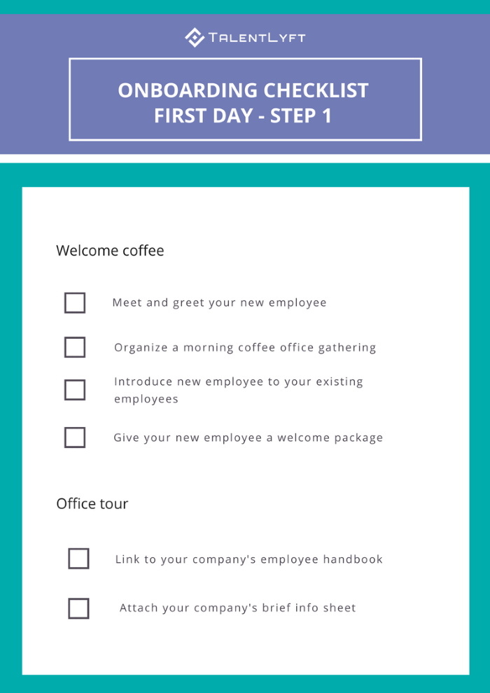 Onboarding-checklist-First-day-step-1