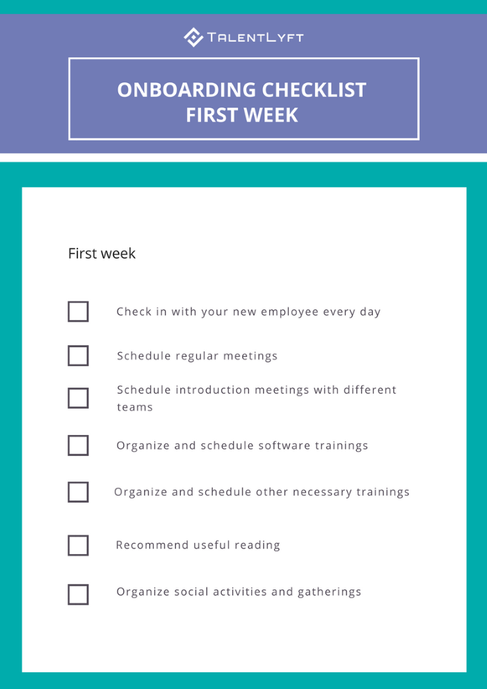 Onboarding-checklist-First-week
