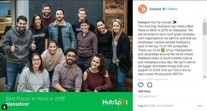 Recruitmen-content-example-Hubspot