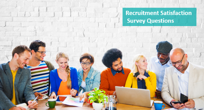 survey questions for recruitment satisfaction