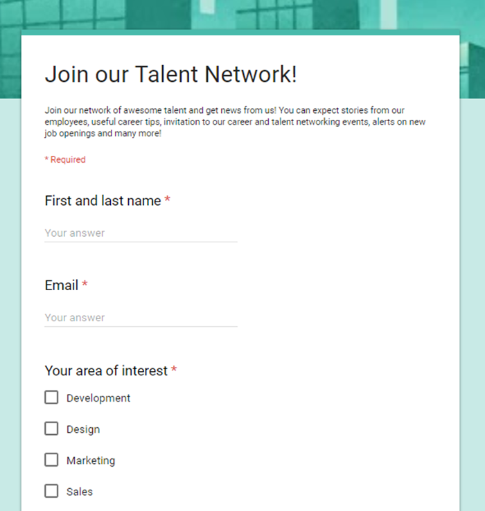 Retail-recruiting-talent-network-form