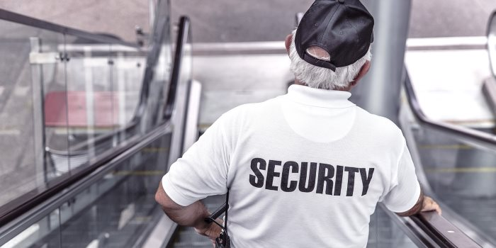 Security Officer job description template