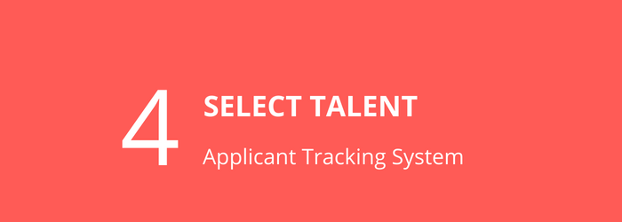 Select-talent-Applicant-Tracking-System