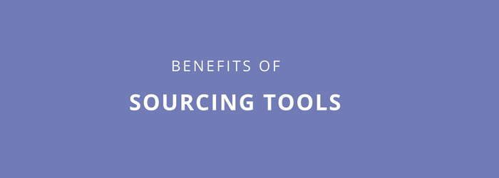 Sourcing-tools-benefits