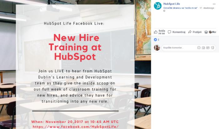 Employer Branding Ideas- How Do Facebook and HubSpot Attract