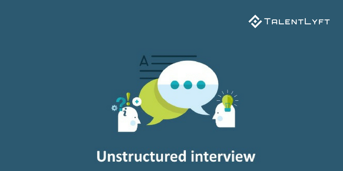Unstructured-interview