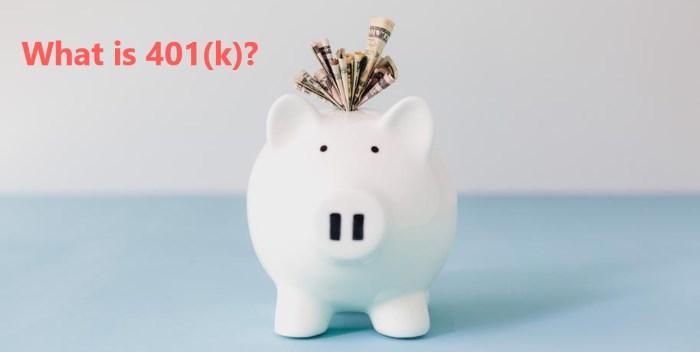 definition of 401(k)
