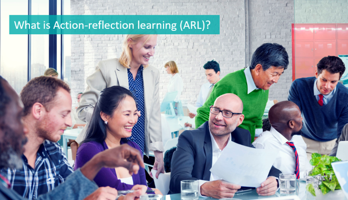 what is action-reflection learning or ARL