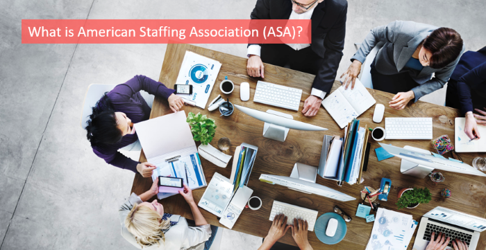 what is American Staffing Organization or ASA