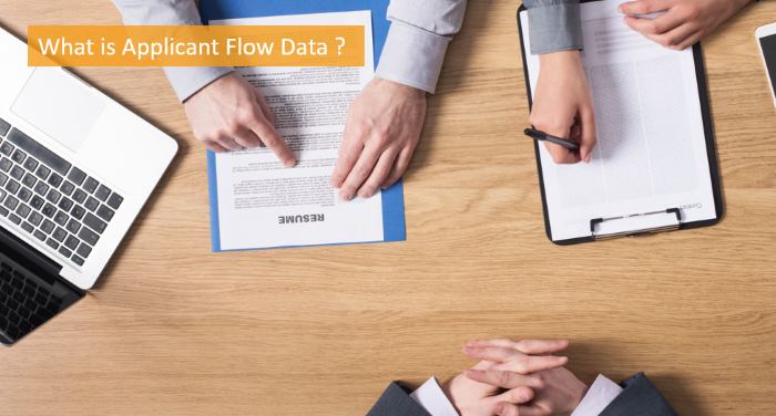 what is applicant flow data