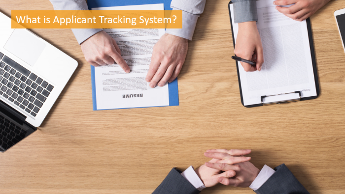 what is applicant tracking system or ATS