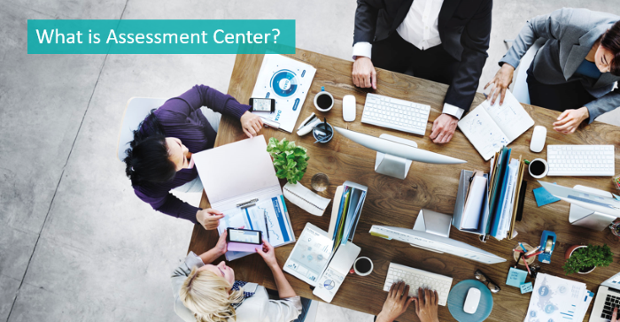 what is assessment center