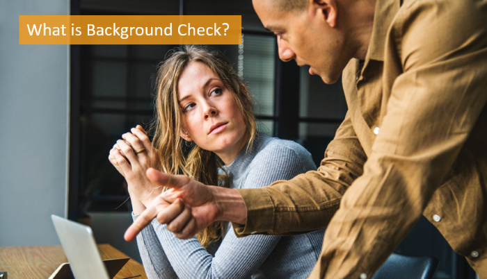 what is background check