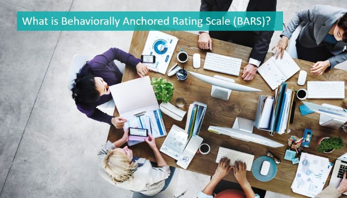 what is behaviorally anchored rating scale or BARS