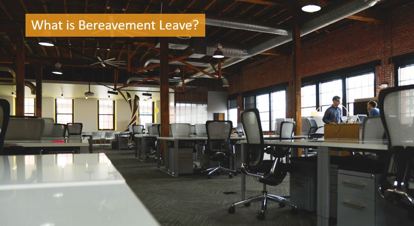 bereavement leave definition