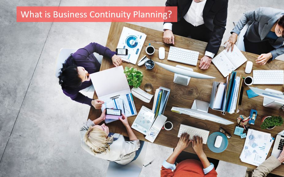 definition of business continuity planning