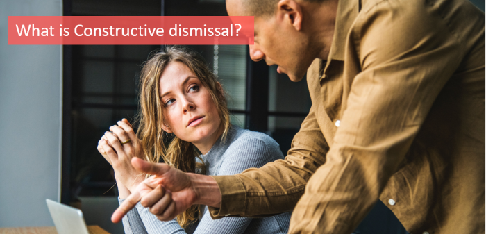 what-is-constructive-dismissal