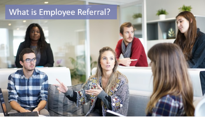 what-is-employee-referral