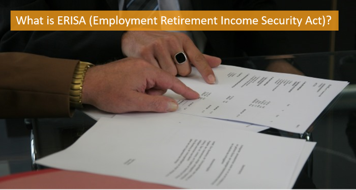 what-is-erisa-employment-retirement-income-security-act