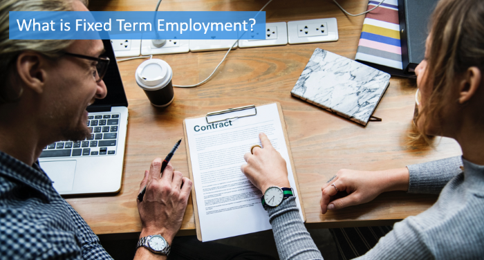 what-is-fixed-term-employment