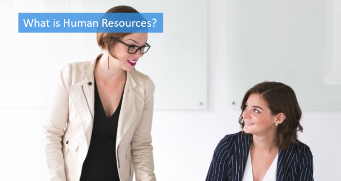what-is-human-resources
