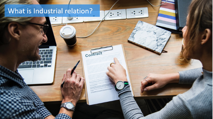 what-is-industrial-relation