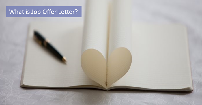 what-is-job-offer-letter