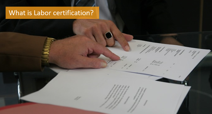 what-is-labor-certification