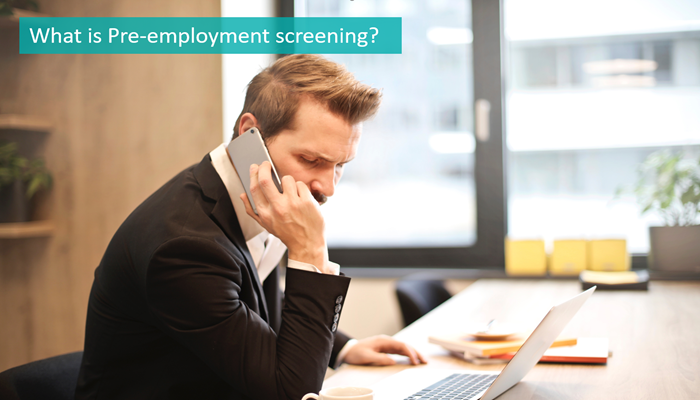 what-is-pre-employment-screening