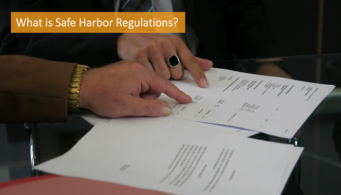 what-is-safe-harbor-regulations