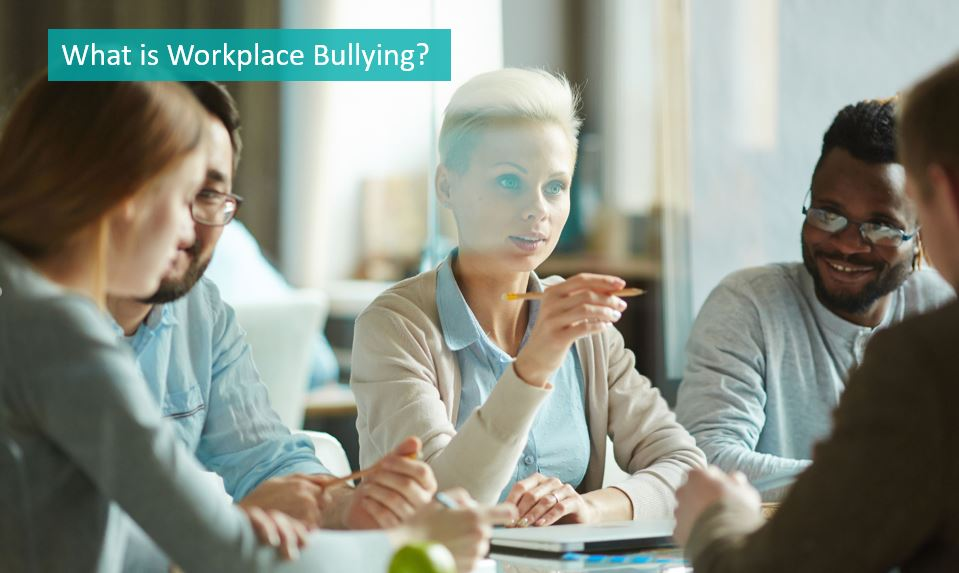 workplace bullying definition