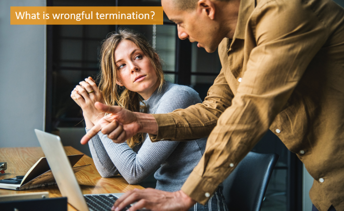 what-is-wrongful-termination